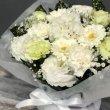 画像2: 【近江八幡市内へのお届け商品】おまかせお供え花 (2)